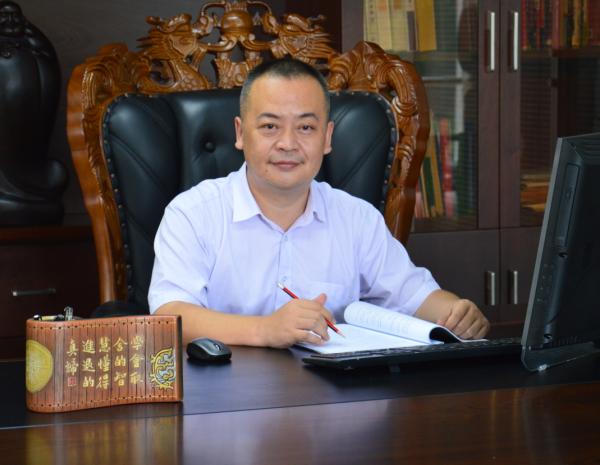 广州正虹--谷育钢总经理